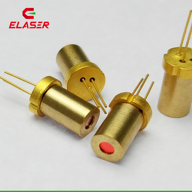 Long service life 532nm high precision green industrial laser diode for line lasers use