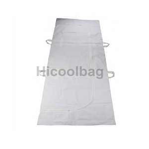 economic emergency dead body bag with C/Ushaped zipper
