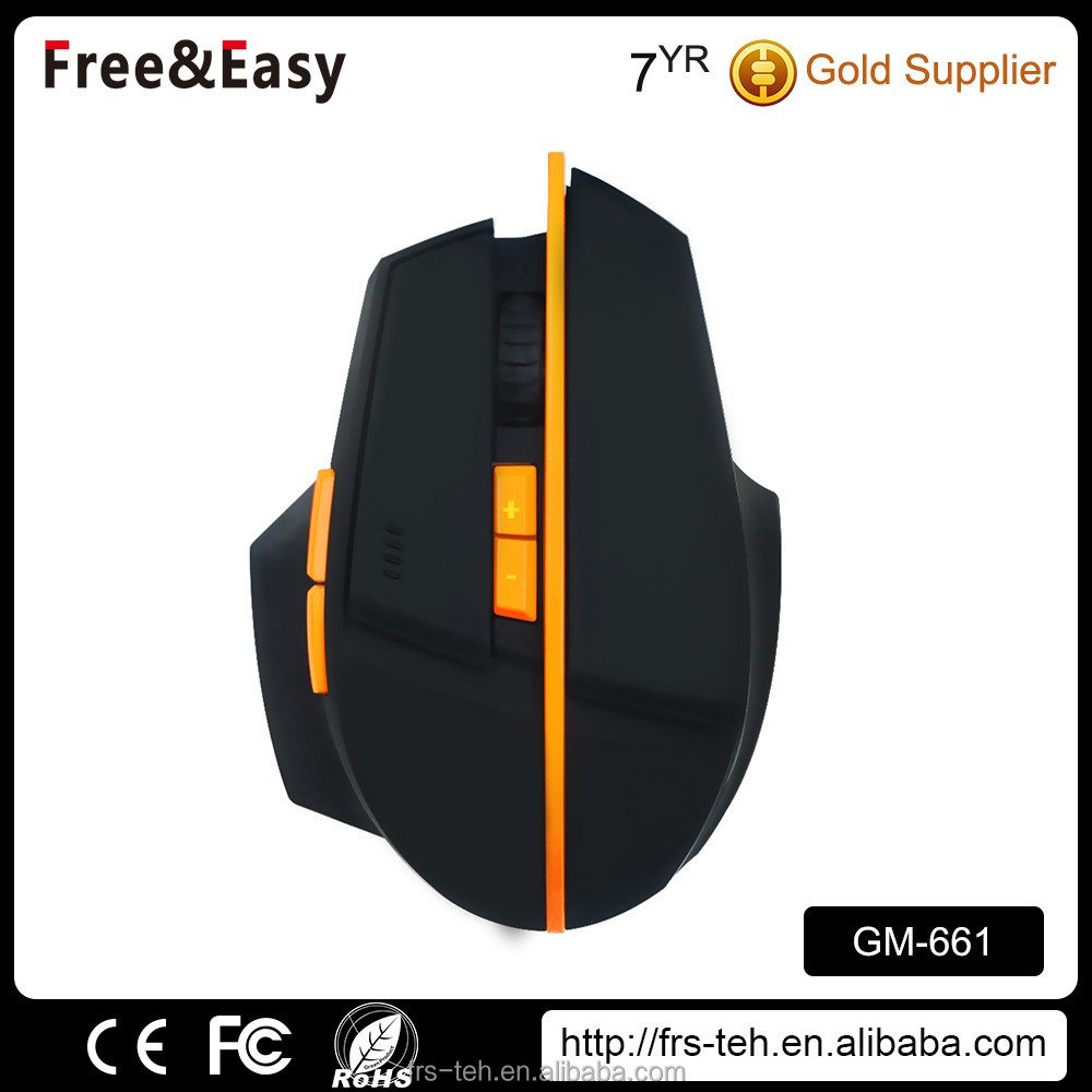 High quality wholesale professional 8 button best looking gaming mice