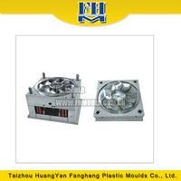 Zhejiang precision plastic injection mold for fan blade