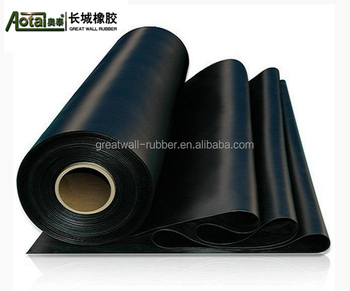 Great Wall viton rubber sheet Industrial rubber sheet acid-base resistance resistant rubber sheet high temperature