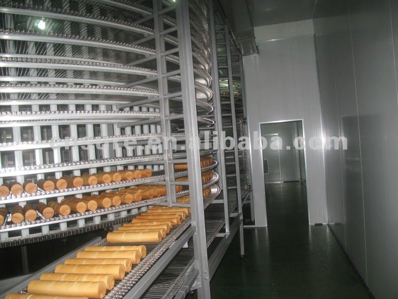 Food Processing Machineries/Snack cake production Machinery/industrial bakery machine