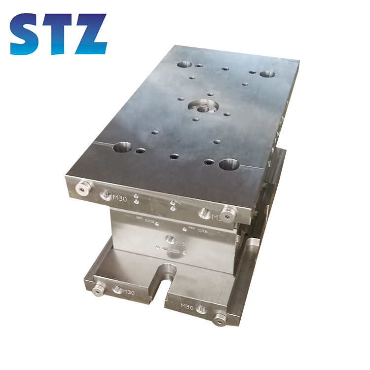 Closures Stainless Steel Remote Control Injection Mold Base