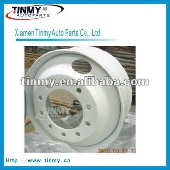 Steel Wheel Rim for Truck and Trailer