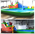 Indoor Mini Kids Water Game Splash Park Equipment Pirate Ship Theme Inflatable Water Park From Guangzhou
