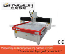 China Wood/MDF/acrylic cnc router machine SH-1325