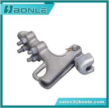 Good Quality Overhead Line Tension Clamp with Bolt