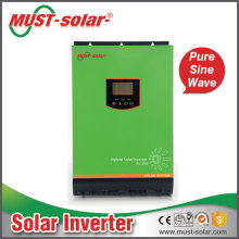 Must 3kva 2400w High Frequency Solar Power Inverter for Home