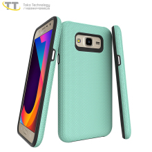 Hard mobile phone cover for samsung galaxy j7 J7 Core 2016 soft double case,hybrid cellphone case for samsung galaxy j7 nxt 2016