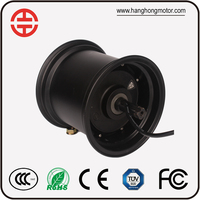 60v 1500w dc electric harley scooter hub motor for sale