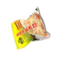 Hot Sale retort pouch frozen food resealable chicken packaging plastic packing bags for snacks