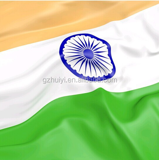 Customized INDIA NATIONAL FLAGS