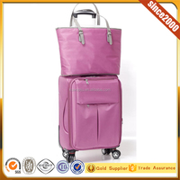 cabin crew 22 inch trolley luggage & carry on luggage & travel luggage