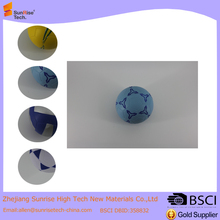 Inflatable promotional popular exercise anti stress pu ball, sports soft pu ball manufacturer