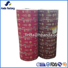 ice popsicle plastic packaging wrapper