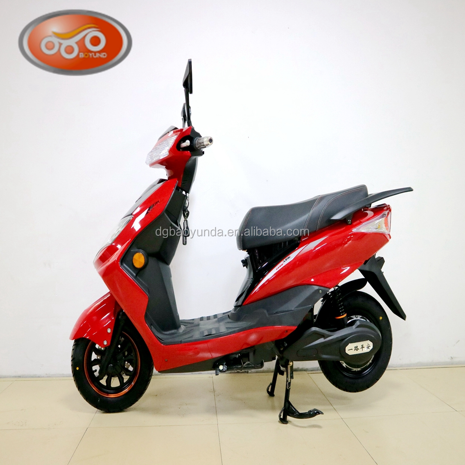 Best quality vespa motorcycle 800w electric chooper motorcycle 2017