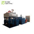 3000 pieces onehour paper forming egg tray making machine