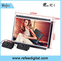"Refee 8 inch open frame lcd monitor 7"" 8"" 10.1"" 11.6"" 12.1"" 15.6"" 17"" 19"""