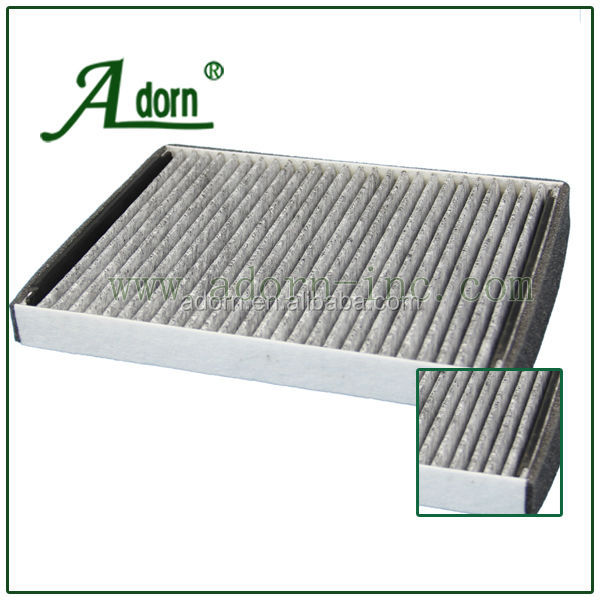 Car Compress Hepa Auto Cabin Air Filter Carbon Filter For