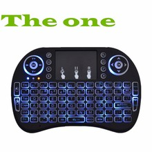 Handheld Keyboard for PC Android tv High Quality Rii i8 Mini Wireless Keyboard 2.4G with Touchpad