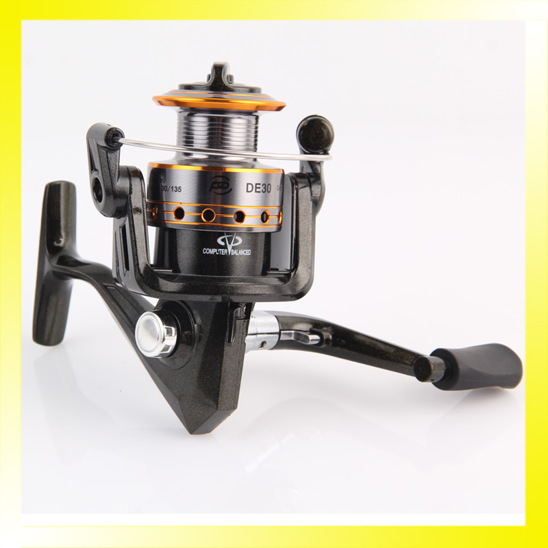 6BB 5.2:1 Gear Ratio Spinning Fishing Reel, Fishing Tackle