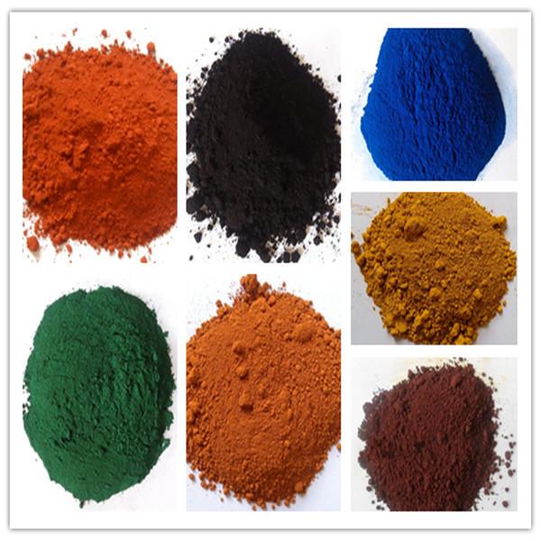 Oil Paint Cement Ceramic Black Pigment Iron Oxide Color