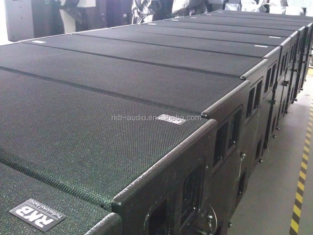 Popular dual 12' 3-way Line Array Cabinet for Christmas Day