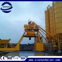 china supplier distributor indonesia wanted HZS35 ready mixed concrete batching mixing plant