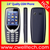 2.4 Inch TFT Screen Dual SIM Card 1300mAh Big Battery GSM Mobile Phone Micromax Z213