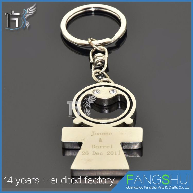 Fast delivery metal personalized wall mounted bottle opener hot sale