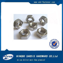High strength nut for soil nailing,coupling nut,High quality fastener