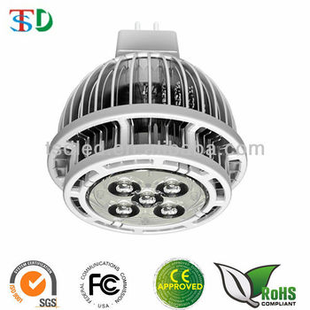 CE Approved Cree XP-G MR16 LED 50W Equivalent