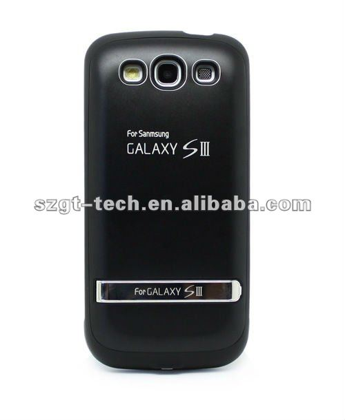 3200mAh battery case for samsung s3 / portable charger for samsung galaxy S3 i9300 battery case