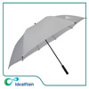 Large size windproof 27 inch straight auto open golf umbrella