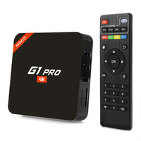 2016 G1 pro 1gb 8gb Android 5.1 digital cable tv set top box