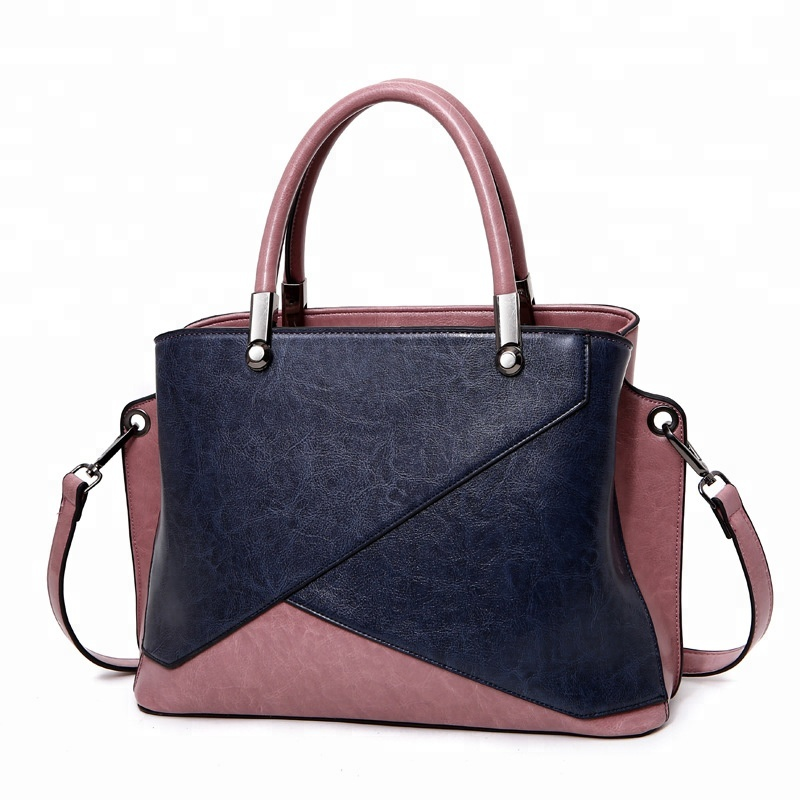 2018 china supplier fashion travel shopping designer leather bags women handbags <strong>shoulder</strong>