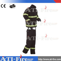 Nomex fire fighting suit/fireman uniforms/firefighter clothing