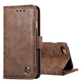 Wallet PU Leather Case for Iphone 7,For Iphone 7 book flip leather cover