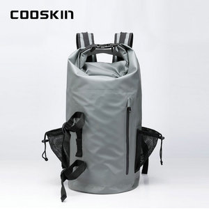 Colorful soft back travel hiking military foldable dry bag waterproof backpack
