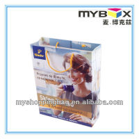 2014 Hot sale Image paper bag with hands