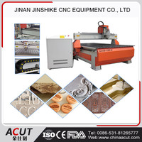 cnc metal machine cnc router machine with Servo motor ,Dust Collector ,Vacuum table
