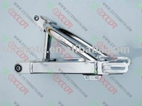Alloy rear swing arm for scooter/ pocket bike