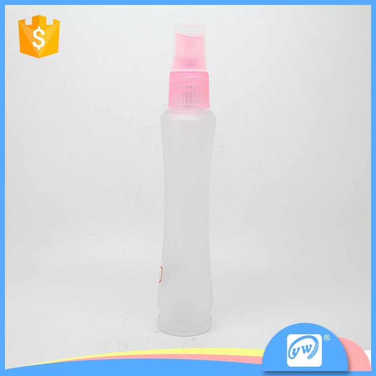 A1057-50ML hot sale glass empty tube shape famous brand name perfume for sale