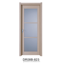 Energy-Saving Customed Modern Wood Interior Doors Sliding Company Miami Glass Door