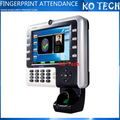 software iClock2500 Multi-media Fingerprint Time Attendance Terminal