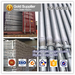manufacturer adjustable scaffolding steel props