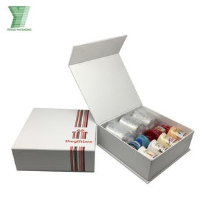 Custom Printed Cardboard Folding Gift Package Box Candle Box