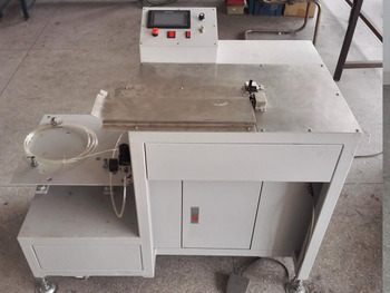 Semi-auto cable tie machine JW-80-200