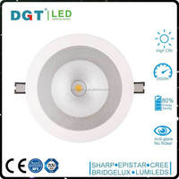 Wholesale top quality best selling high CRI anti-glare 33W led downlight accessories