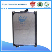 High preferred automobile spare parts radiator plastic tank 1301ZB6-001 for China heavy truck
